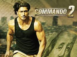 Commando  The Black Money Trail Hindi Full Movie P Hd