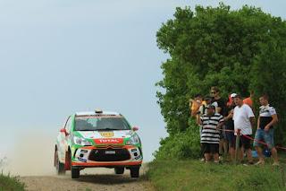 Simone Tempestini si Giovanni Bernacchini - Raliul Poloniei - JUNIOR WRC