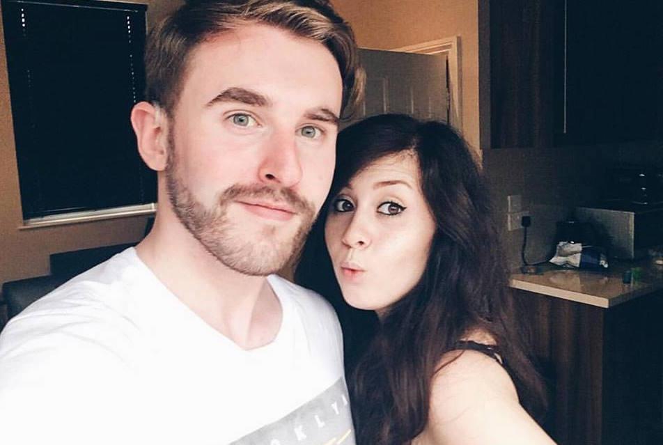 a photograph with my deaf boyfriend; having a deaf boyfriend with a cochlear implant