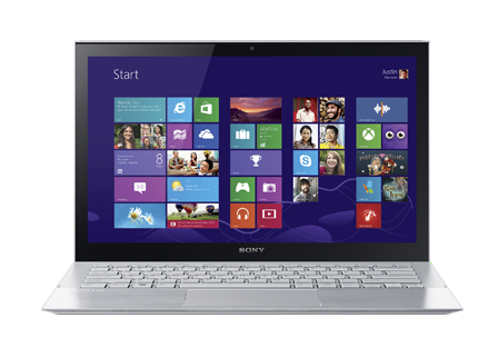 Sony Vaio Pro 13 Touch Ultrabook