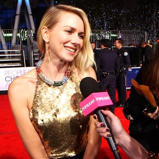 Anne Hathaway Jason Sudeikis Ellen: NAOMI WATTS Steandric BLOG: Naomi Watts Will Be Presenting