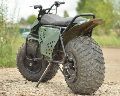 russian company motovezedhody designing