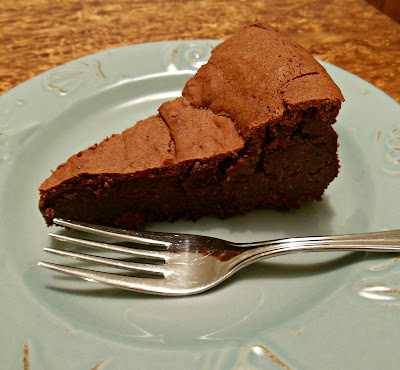 Chocolate Cheesecake over a chocolate crust. The perfect dessert to serve family and friends.