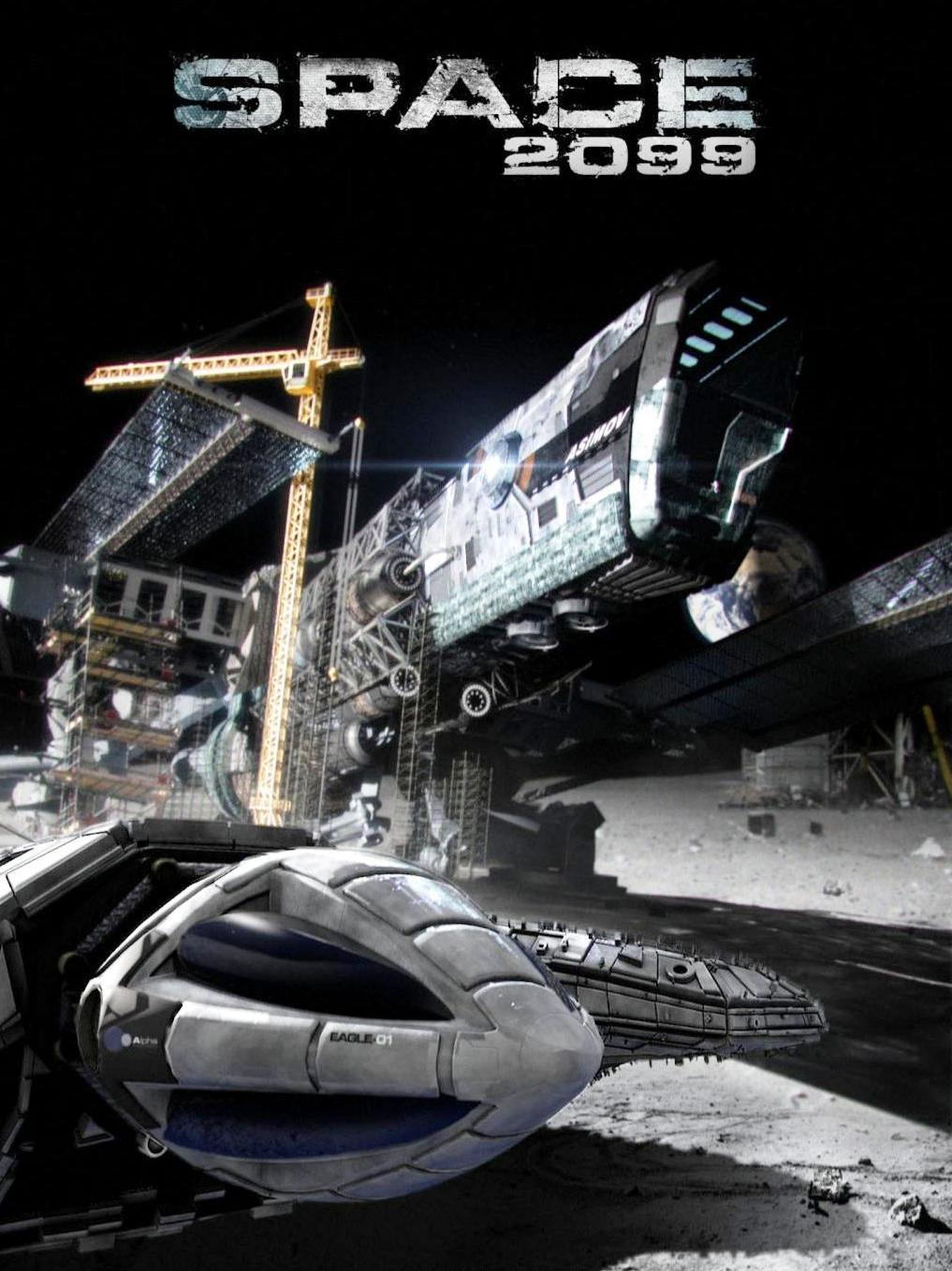 TV with Thinus: MOONRAKER. Space: 1999 to return to ...