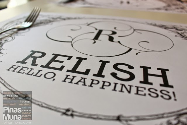 Relish Hello Happiness at Tomas Morato, Quezon City