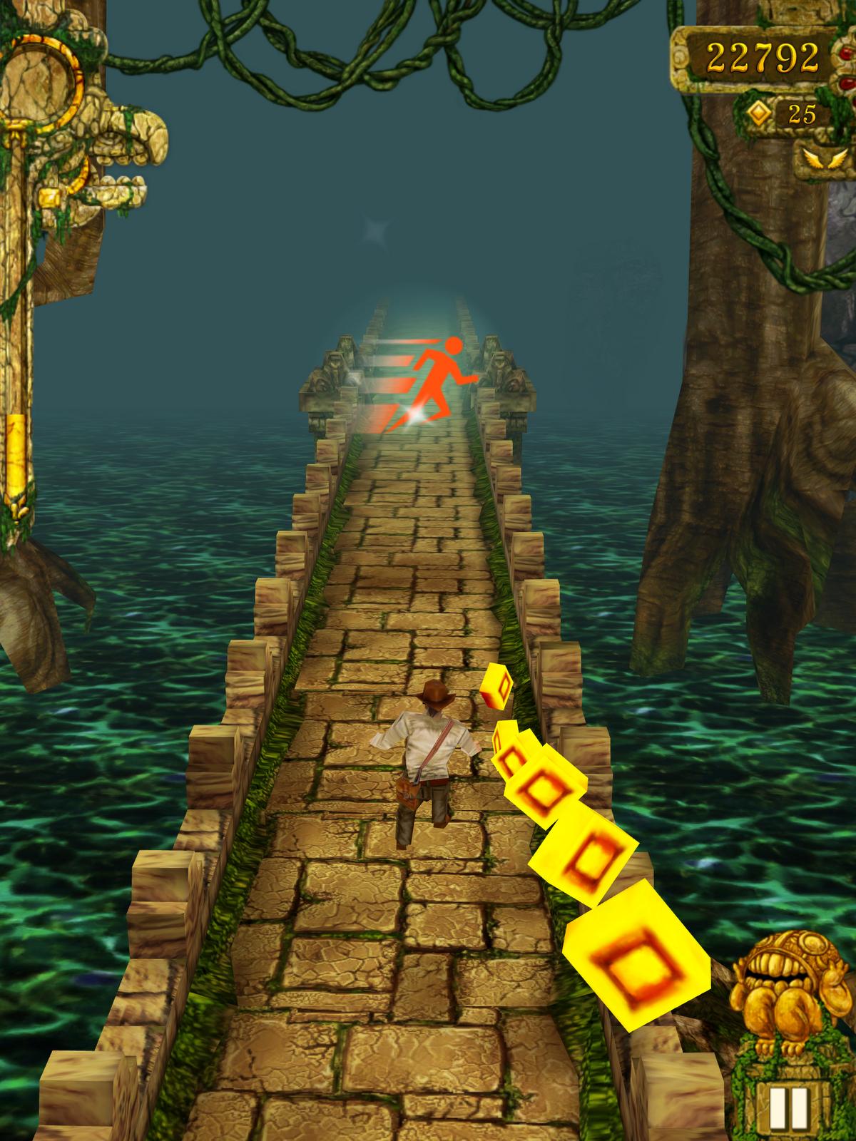 Running Running Games