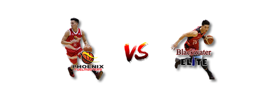 April 25: Phoenix vs Blackwater, 7:00pm Smart Araneta Coliseum