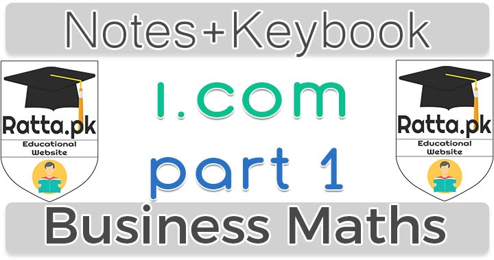 11th Business Maths Guide Pdf