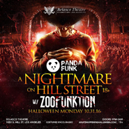 Belasco Halloween Madness 18+ with ZOO Funktion