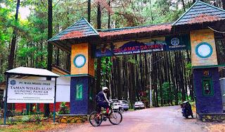 Tempat Wisata Gunung Pancar Bogor