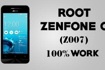 Cara Root Asus Zenfone C Lengkap Tutor Video