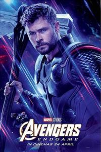 Download Avengers Endgame (2019) (Hindi-English) {Clean} 480p-720p-1080p HDTC V2