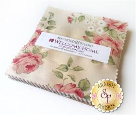 Https Www Shabbyfabrics Com Maywood Studio Welcome Home Collection One Aspx