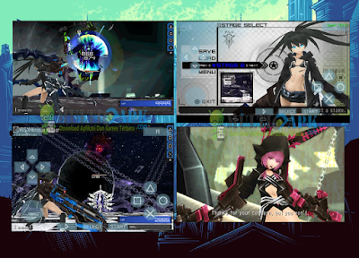 Black Rock Shooter: The Game ISO CSO High Compress