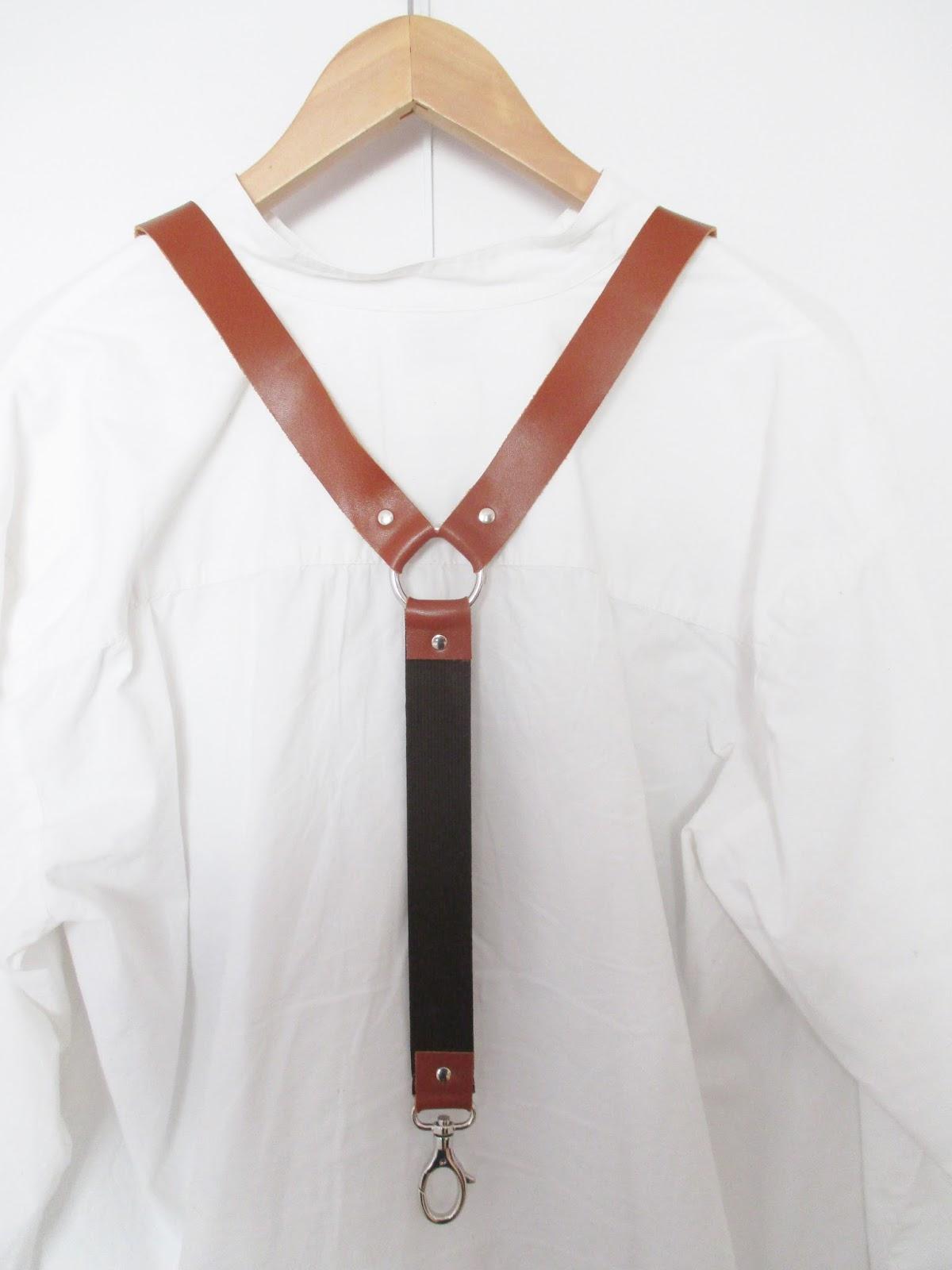 marques reconnues vendu dans le monde entier collection de remise Les Bretelles en cuir de Gaston: Gaston innove avec les ...