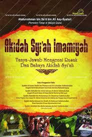 Asal copas kitab Ahlussunnah, dasar Syiah...