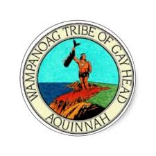 Aquinnah Wampanoag Tribe of Gay Head seal