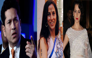 How Sachin & Kangana slammed Shobha De? | Andhra news daily