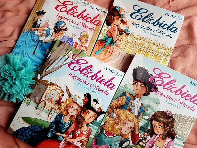Elżbieta księżniczka z Wersalu - książeczki dla dzieci - Wydawnictwo Skrzat