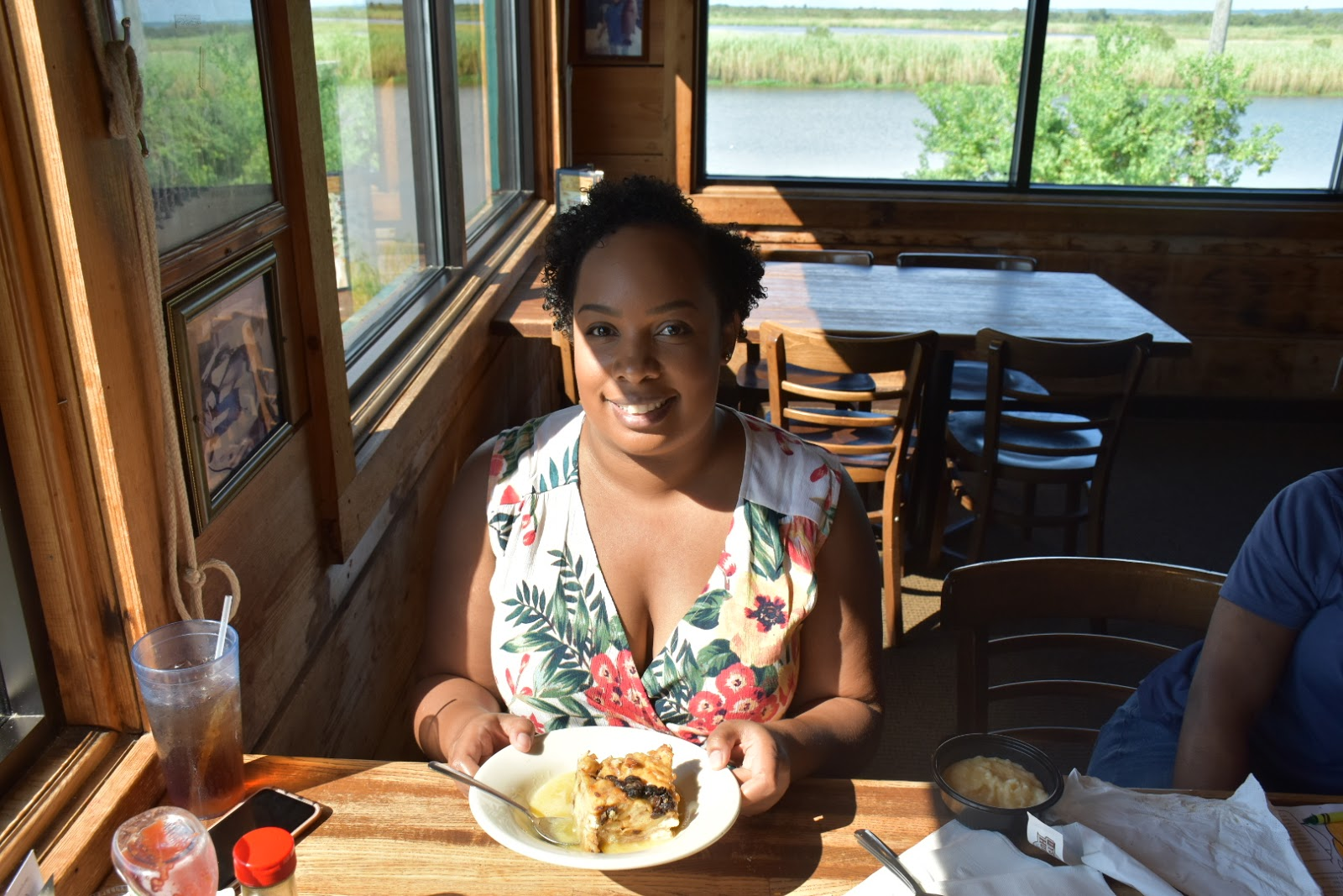 My Birthday Lunch at The Original Oyster House Seafood Restaurant  via  www.productreviewmom.com