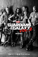 Guardians of the Galaxy Vol. 2 Movie Poster 1