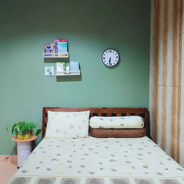 100 Gambar Desain Kamar Tidur Minimalis Ukuran 3X4 ...
