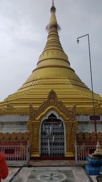 Monasteries in Lumbini