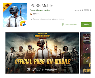 download pubg android