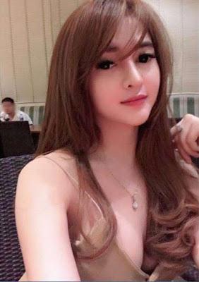 Foto Profil dan Biodata Aldira Chena Bak Barbie Asal Medan