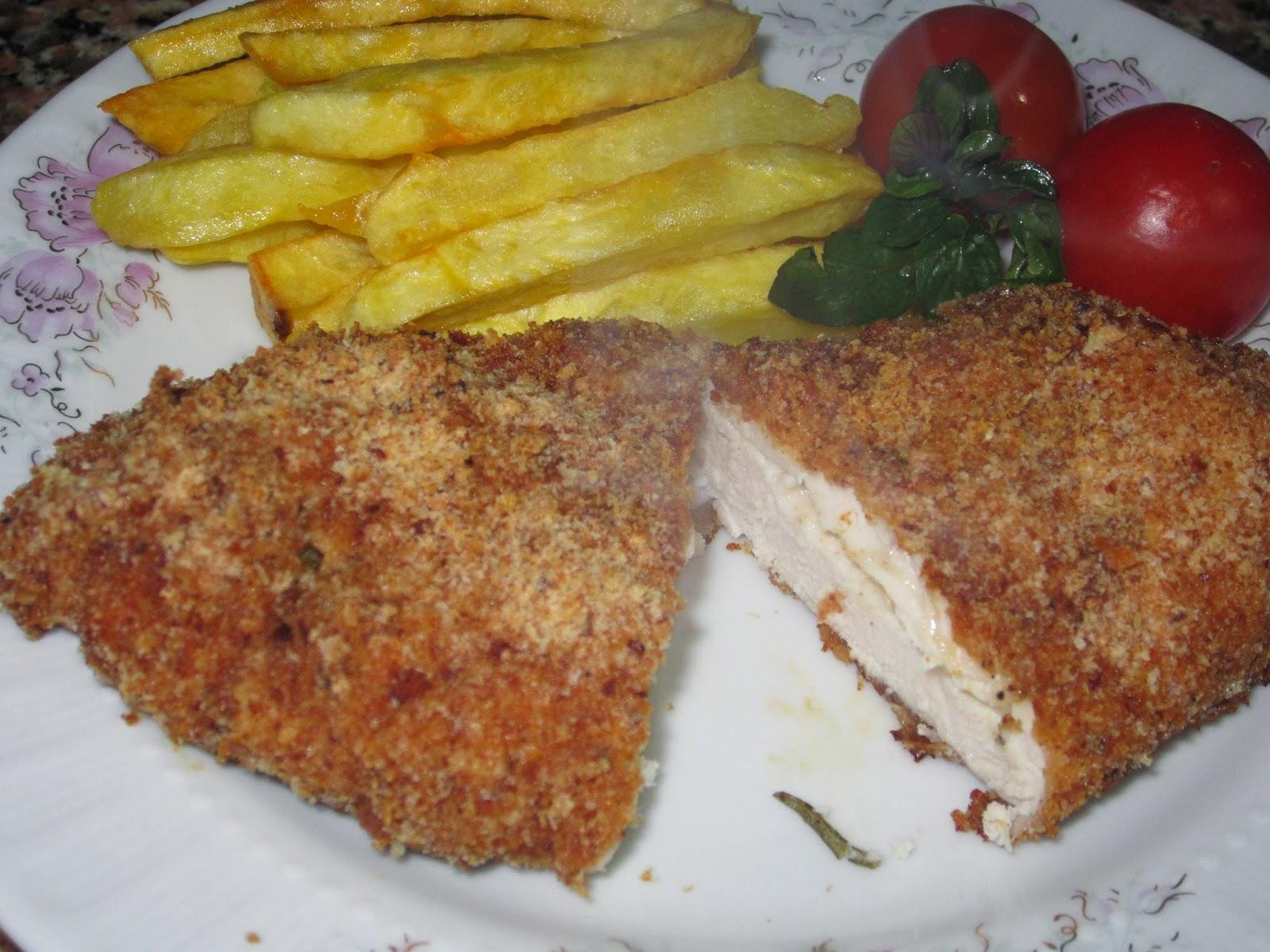 Schnitzel Tarifi – Tavuklu Tarifler