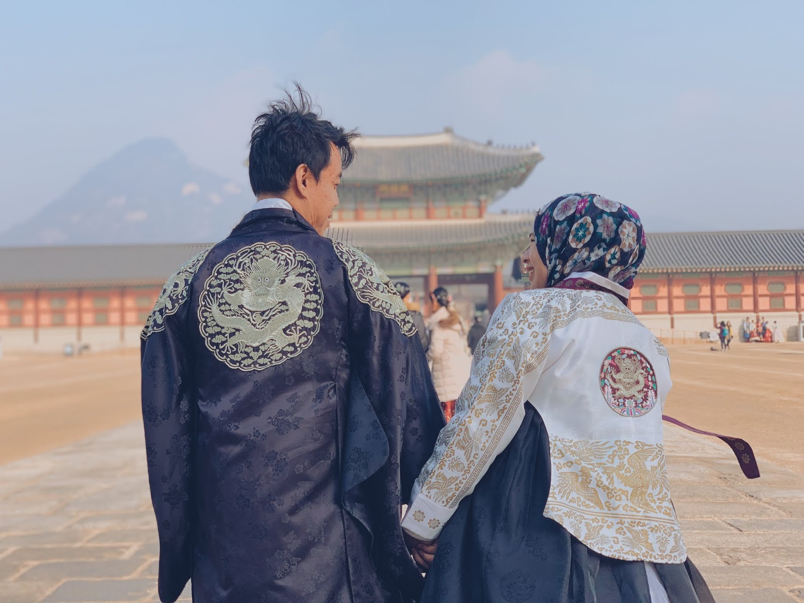 Honeymoon in Seoul - Winter 4D3N Itinerary (and bonus for Spring)