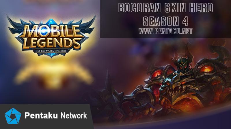 Skin Hero Musim 4 Mobile Legends