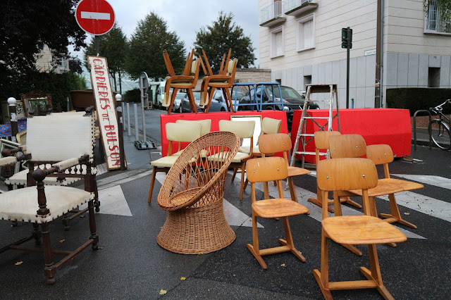 Chaises, Amiens /Photo Atelier rue verte /