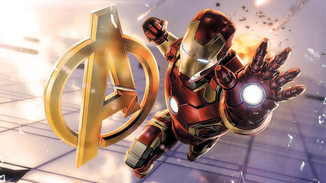 Baixe grátis papel de parede Os Vingadores Homem de ferro em hd 1080p. Download Avengers Iron Man Desktop wallpaper, background images, pictures in HD and Widescreen high quality resolutions for free.