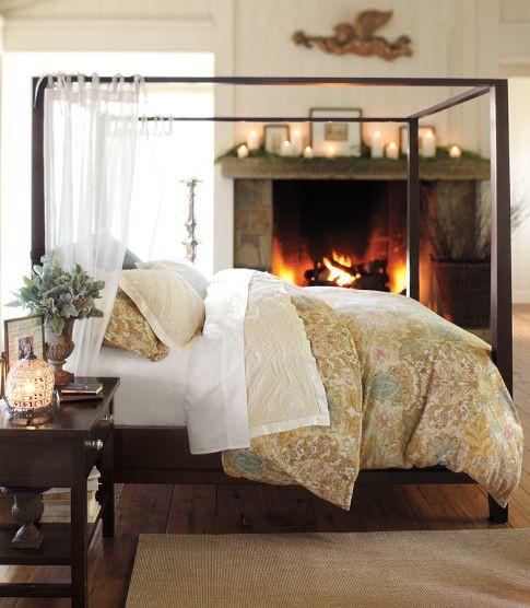 All things beautiful master bedroom inspiration - Pottery barn master bedroom ideas ...