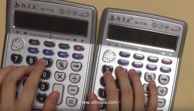 kalkulator saat ini