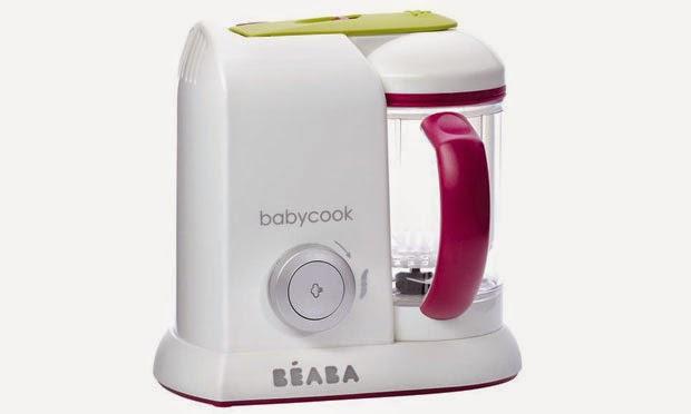 Máquina de Fazer Papinhas para Bebê!