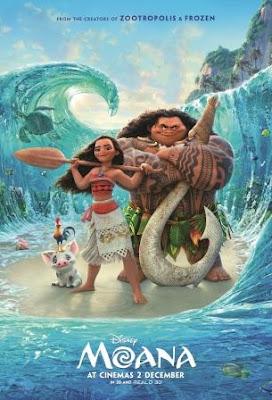 Disney, Moana, Moana the Movie