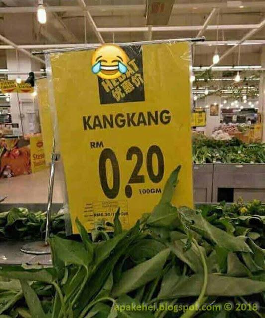 Sayur kangkang