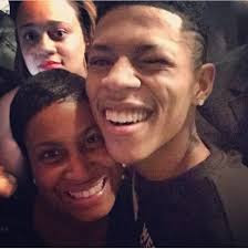 Bryshere Y. Gray Selfie With 2 Fans