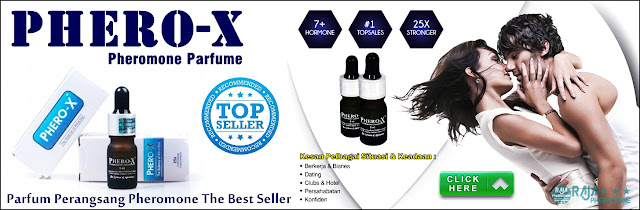 Parfum Phero-X Original The Best Seller Pheromone