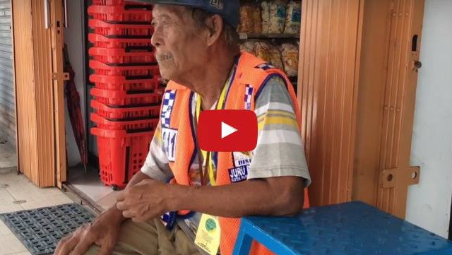 VIDEO: Terkena Pensiun Dini Besar-Besaran, Insinyur Pertambangan Ini Kini Menjadi Seorang Tukang Parkir