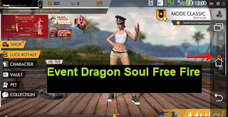 Dragon Soul Free Fire Event Free Fire 2019 Terbaru