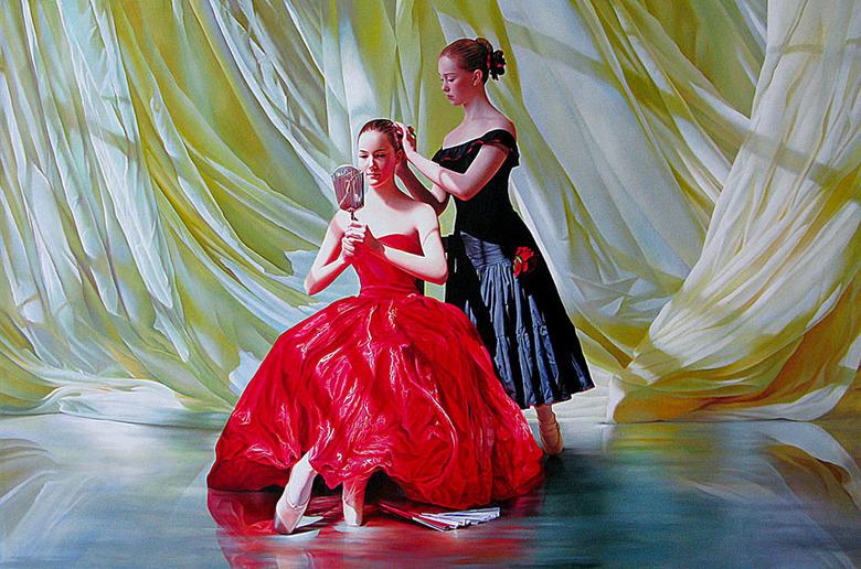 Alexander Sheversky 1961 | Russian Realistic Figurative painter