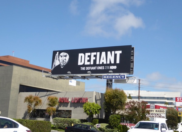 Ice Cube Defiant billboard
