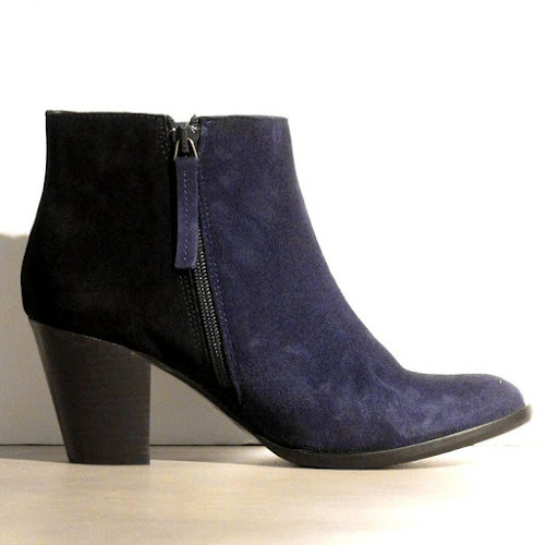 Boots daim Anonymous