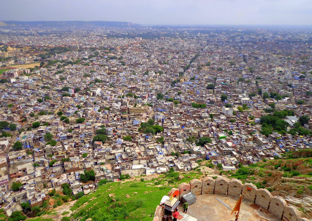 Nahargarh and Jaigarh Forts, jaipur