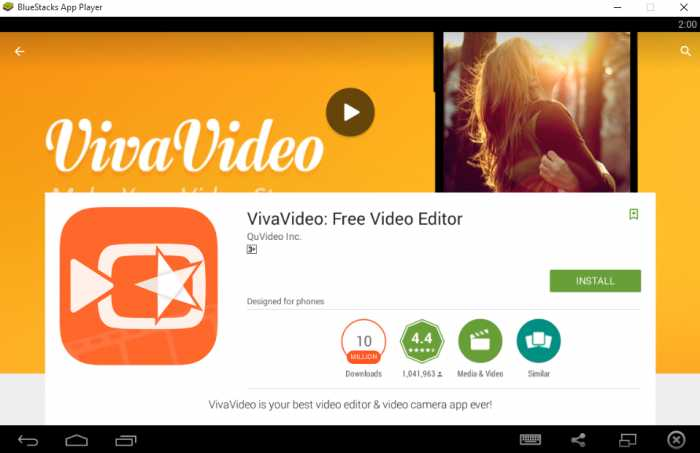cara download aplikasi viva video apk