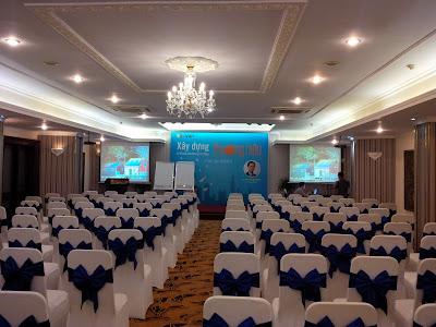 KIMDO Royal Hotel - Địa điểm CRMVIET tổ chức khóa học Email Marketing 2015
