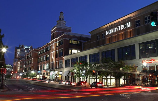 Nordstrom em Boston